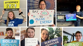 Meet the 100% Iowa Team Growing Grassroots Clean Energy Support