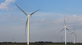 Advancing Iowa's Largest Wind Project