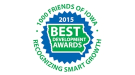 2015 Best Development Awards