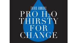 Thirsty for Change