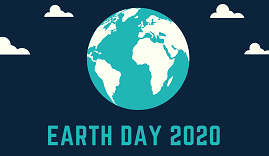 Earth Week 2020 - What You Can Do From Home