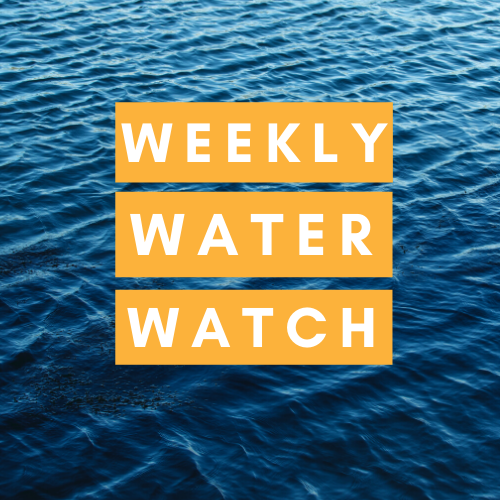Weekly Water Watch Icon