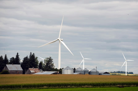 Iowa Ranked as Top State for Businesses Interested in Renewable Energy